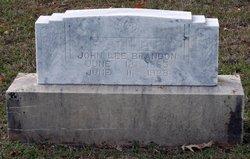John Lee Brandon