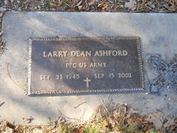 Larry Dean Ashford