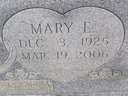 Mary Elizabeth <i>Gaddy</i> Porter