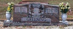 Mary Lee <i>Broach</i> Greening