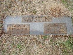 Treas D. Austin