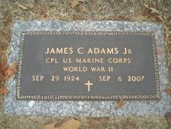 James Clarence J C Adams, Jr