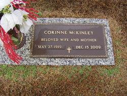 Florence Corinne <i>Brigham</i> McKinley