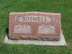 Rev Milton Boswell