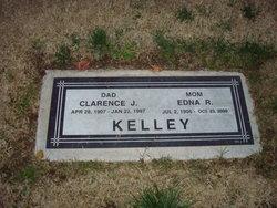 Clarence James Monroe Kelley, Sr