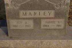 Frances Salina Fannie <i>Garrett</i> Marley