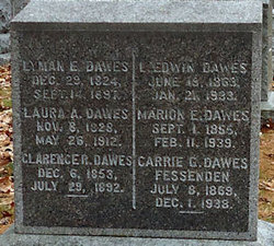 Clarence R. Dawes