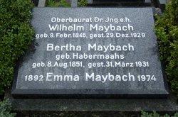Emma Maybach