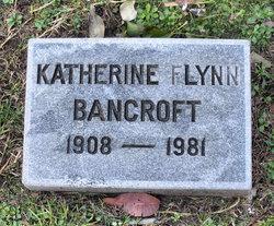 Katherine <i>Flynn</i> Bancroft