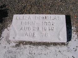 Eliza <i>Anderson</i> Douglas