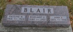 John A Blair
