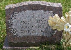 Anne Burdge