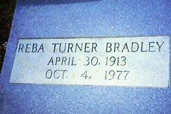 Reba Lucille <i>Turner</i> Bradley