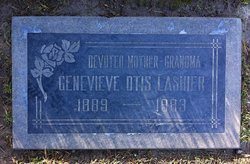 Genevieve Deleanor <i>Otis</i> Lashier