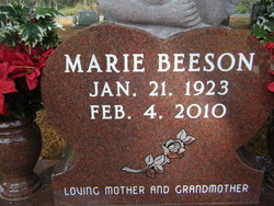 Marie Beeson