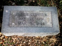Jane E. <i>Randle</i> Griffith