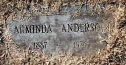 Arminda <i>Kincaid</i> Anderson