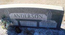 Ella <i>Mulkey</i> Anderson