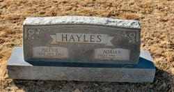 Columbus Adrian Hayles