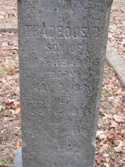 Thadeous B. Adams