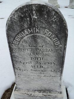 Benjamin L Foard
