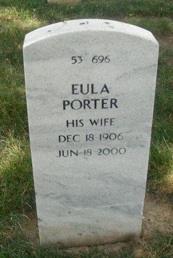 Eula <i>Porter</i> Johnson