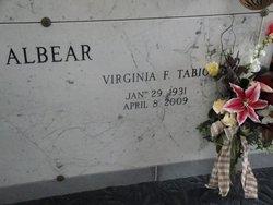 Virginia <i>Tabio</i> Albear
