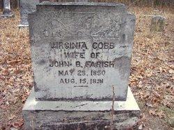 Virginia <i>Cobb</i> Farish