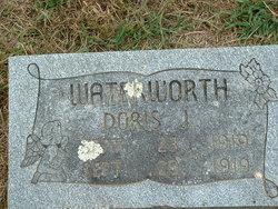 Doris J Waterworth