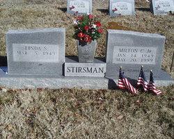 Milton C Stirsman, Jr