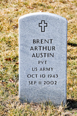 Brent Arthur Austin