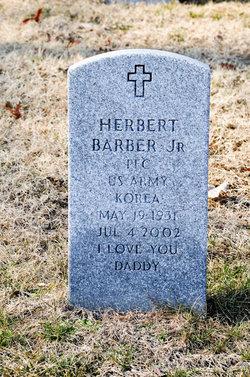 Herbert Barber, Jr