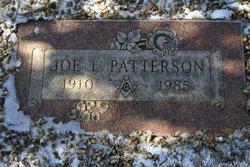 Joe Lewis Patterson