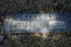 Vernon Ray Teague, Sr