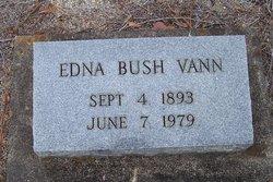 Edna <i>Bush</i> Vann