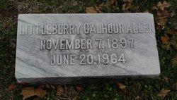 Littleberry Calhoun Allen, Sr