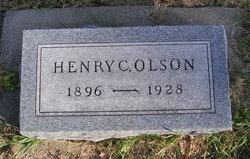 Henry C Olson