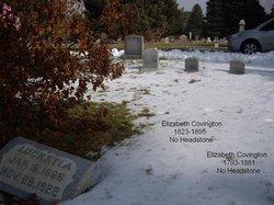 Elizabeth <i>Hodges</i> Covington