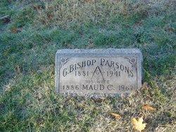 Maud C <i>Worthington</i> Parsons