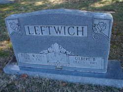 Gilbert B Leftwich