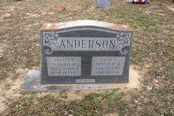 Sarah D. Anderson
