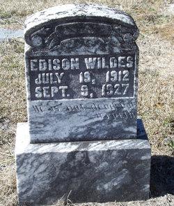 Edison Wildes