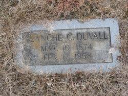 Blanche Cornelia <i>Lantz</i> Duvall