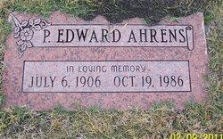 P Edward Ahrens
