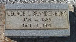 George Lewis Brandenburg