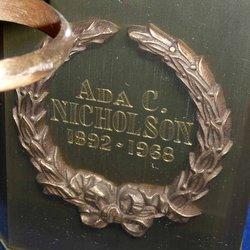 Ada C Nicholson