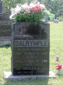 Laura May Granie <i>McIntosh</i> Dalrymple