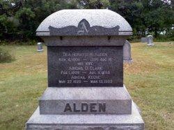 Abigail <i>Keene</i> Alden