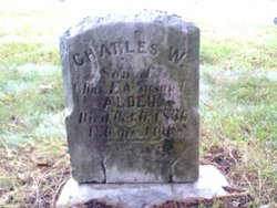 Charles W Alden