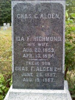 Ida Frances <i>Richmond</i> Alden